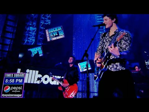 SHAWN MENDES - RUIN (ROCKIN' EVE PERFORMANCE)