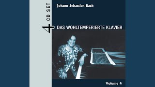 Präludium / Prelude: Nr. 19 A-Dur / No. 19 in A major (a 3 voci) , BWV 888