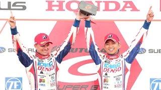 TOYOTA GAZOO Racing SUPER GT 2016年 第8戦(最終戦)もてぎ ダイジェストムービー