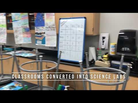 Dallas ISD 2015 Bond Update: Dallas Environmental Science Academy
