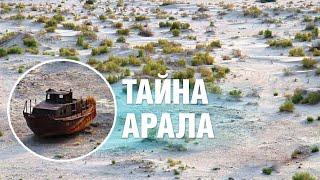 Аральское море: источник тайн и загадок - МИР 24