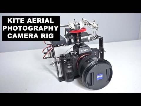 All About My Kite Aerial Photography Rig!