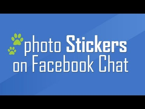Use Photo Stickers On Facebook Chat