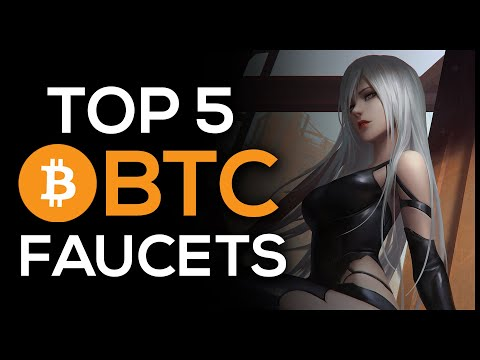 Top 5 Bitcoin Faucets