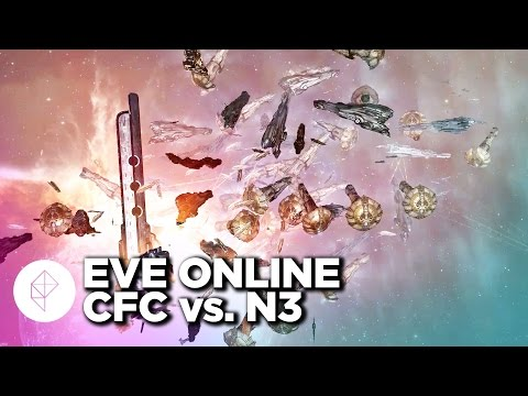 Meet the man leading more than 1,000 players in today's massive Eve Online battle