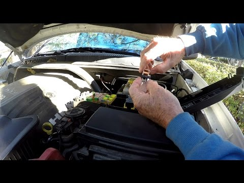 05 Jeep Grand Cherokee Intermittent Starting Problem - YouTube
