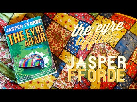Book Review | The Eyre Affair, Jasper Fforde