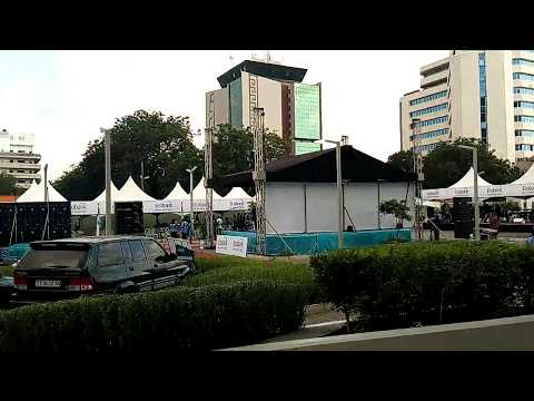 Ecobank Ghana: Commissioning New Head Office Building III