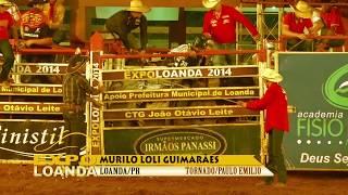 2 DIA  RODEIO TOURO EXPOLOANDA 2014 tv jow  44 3642 7160