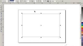 Pamphlet Design __ CorelDraw X3 Tutorial __ Graphics Designing __ Part 1