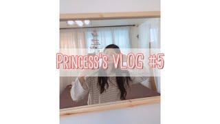 ??Princess's VLOG #5 ? 논문 쓰기 5…