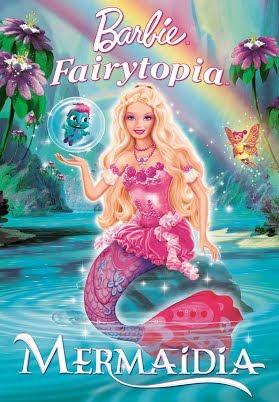 Barbie Fairytopia Mermaidia Movie Trailer Youtube