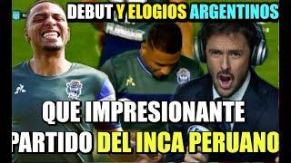 EXPLOSIVO RELATO ARGENTINO!! DEBUT DE ALEXI GOMEZ EN GIMNASIA VS RACING FC /GIMNASIA 2-1 RACING 2019