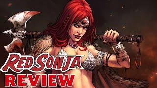 Red Sonja Comic Review: Gail Simone's Epic Series!