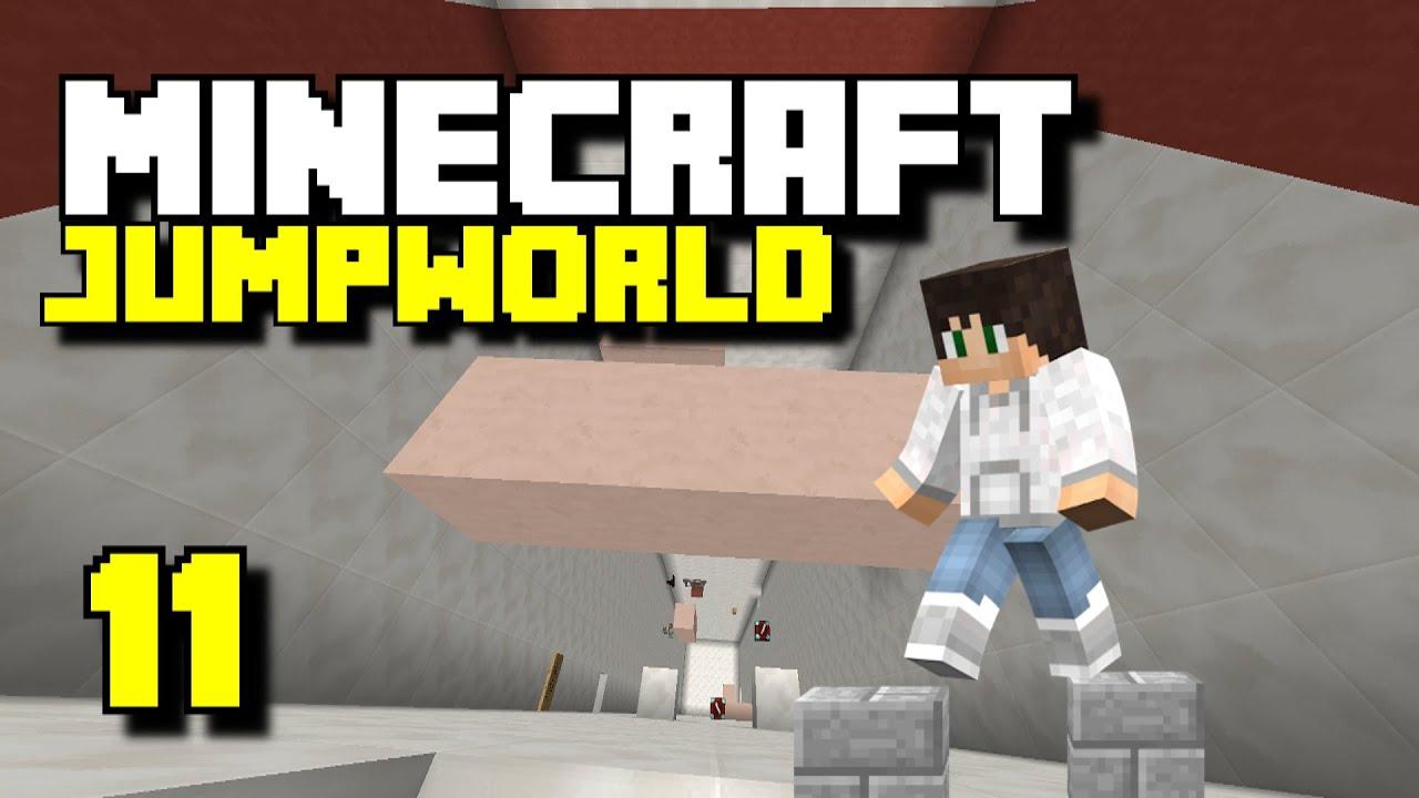 Minecraft Jumpworld Wir Spielen Gemeinsam Meine Map YouTube - Minecraft gemeinsam spielen