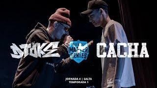 DTOKE vs CACHA - FMS Argentina  Jornada 4 OFICIAL - Temporada 2018/2019.
