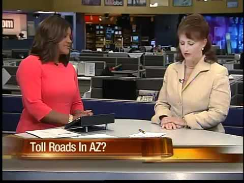 Toll road bill sent to Governor Brewer