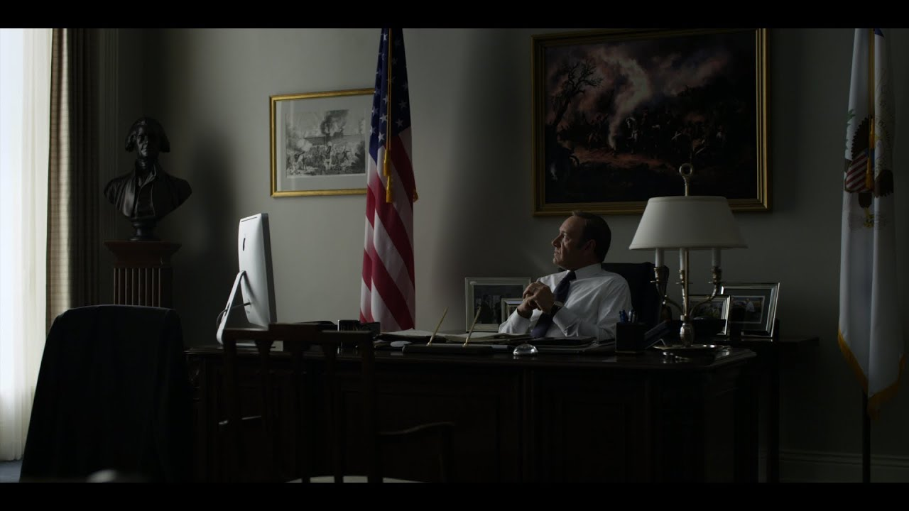 House of Cards S2 Political Promo