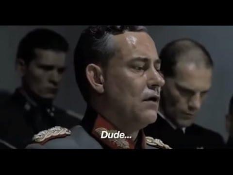 Hitler Finds Out United Breaks Guitars
