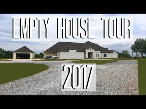 EMPTY HOUSE TOUR