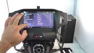 Штатное головное устройство на Android 4.1 Redpower CarPad 15150 Ford Focus3(Штатная автомагнитола Ford focus 3. Как пользоваться мультимедиа, слушать музыку, как все играет, посмотрите..., 2013-07-23T13:36:09.000Z)