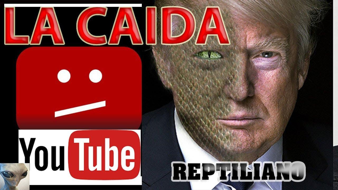 Video Filtrado De Un Reptiliano Real Provocó La Caída De Youtube Youtube