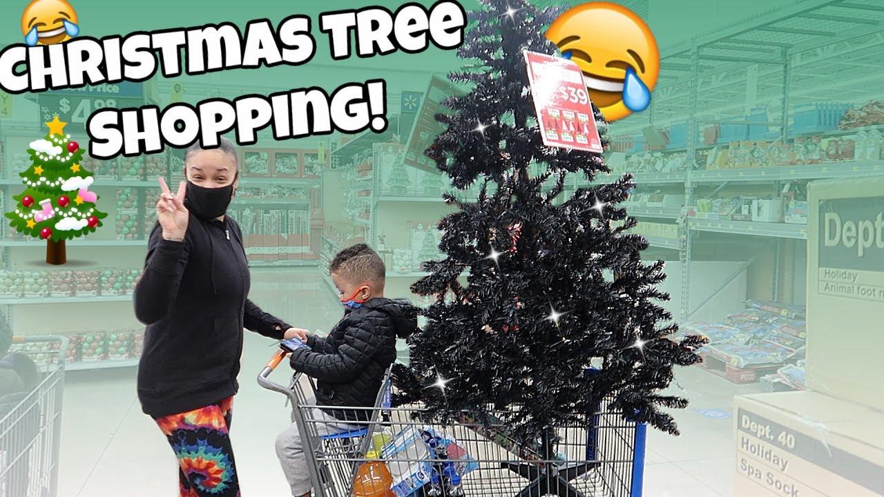 Christmas Tree Shopping! 🎄 | Imani's Family Fun World