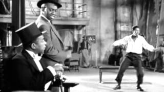 "Dance Scene from 1943 Movie ""Stormy Weather"""