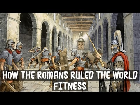 How Fit Were Roman Soldiers?