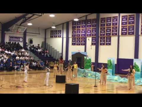 JB Martin Middle School Jr Beta 2017 District Day performance