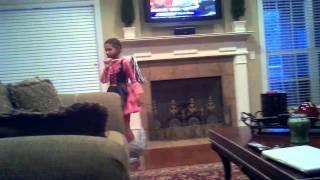 KK singing crazy chicken song