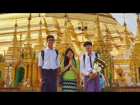 7 Must-Sees in YANGON, Myanmar