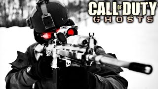 Call of Duty Ghosts Sniper Mission Gameplay Veteran