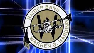Warren Harding Raiders Marching Intro Video - 2013