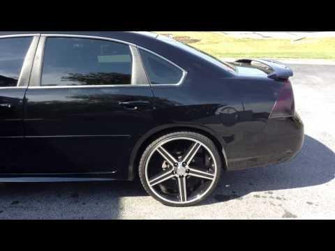 IROC wheels from RimTyme in Jonesboro, GA on a 2010 Impala!