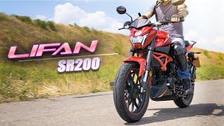 Lifan SR200 2019: видеообзор от mot-o.com