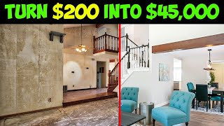 Top 10 MOST Profitable DIY Home Projects (Easy Money)