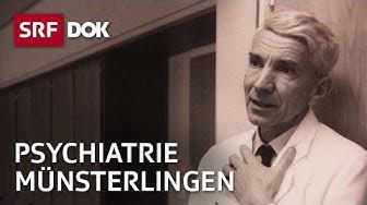 Die Medikamentenversuche von Münsterlingen | Roland Kuhn und seine Experimente | Doku | SRF DOK