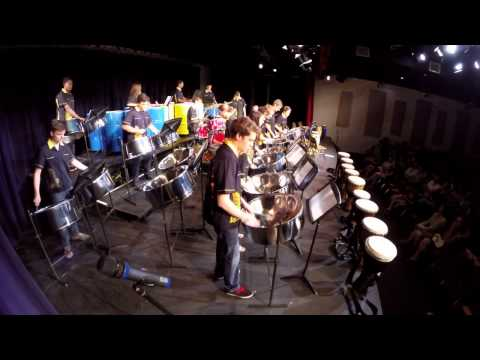 Steelband Paradise (cover) by Campbell Hall Soldiers of Steel