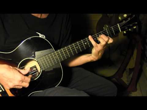 "EZ Fingerpicking Beatles Lesson : ""When I'm Sixty Four"" Free TAB"