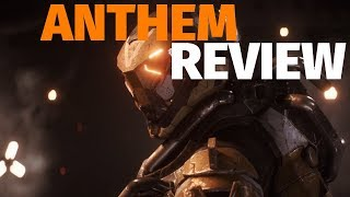 Anthem Review - A Squandered Opportunity (Video Game Video Review)