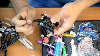 Видеообзор тату набора kit p81(Интернет-магазин тату оборудования http://tatu73.ru Заходите и заказывайте. В наличии готовые тату наборы, роторн..., 2015-06-23T13:20:33.000Z)