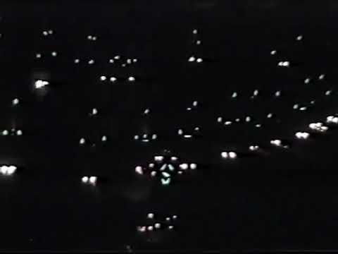 1994-95 Stilwell High School Band  Light Show