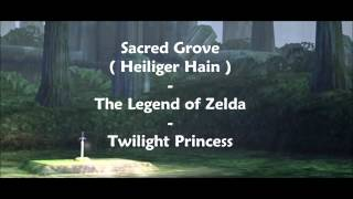 Top 20 Zelda-Songs