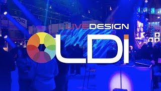 LDI 2017 – Live Design, 17-19th November