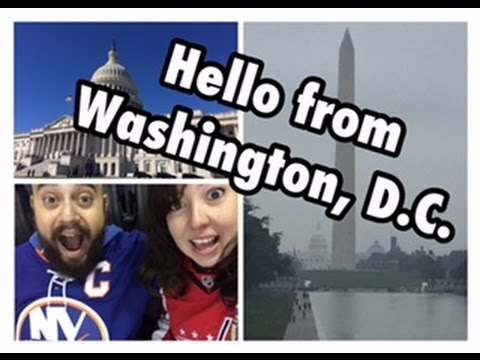 039 - Hello from Washington D.C.