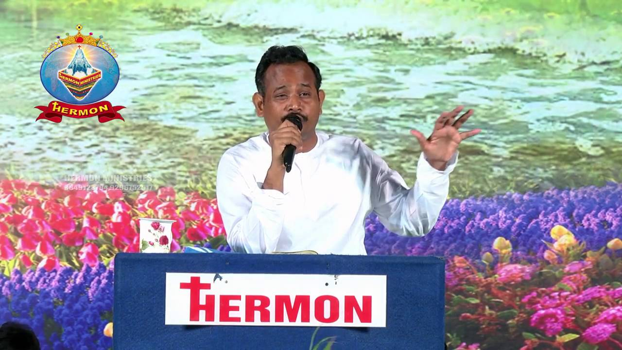 Neyrpinchumu song by Bro vijay Hermon ministries Latest Telugu Christian Songs 2017 2018