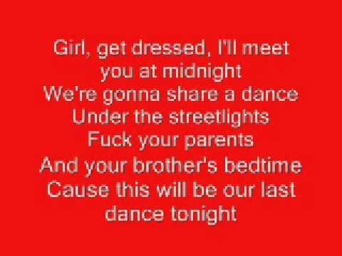 ill meet you at midnight lyrics