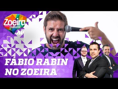 Zoeira Cultural - Ep. 9: Entrevista com Fabio Rabin (podcast)