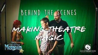 The Little Mermaid Jr. : Creating Theatre Magic
